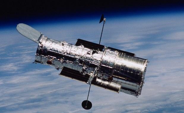 Teleskop Hubble'a ma problemy
