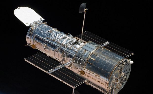 Teleskop Hubble'a odzyskuje orientację