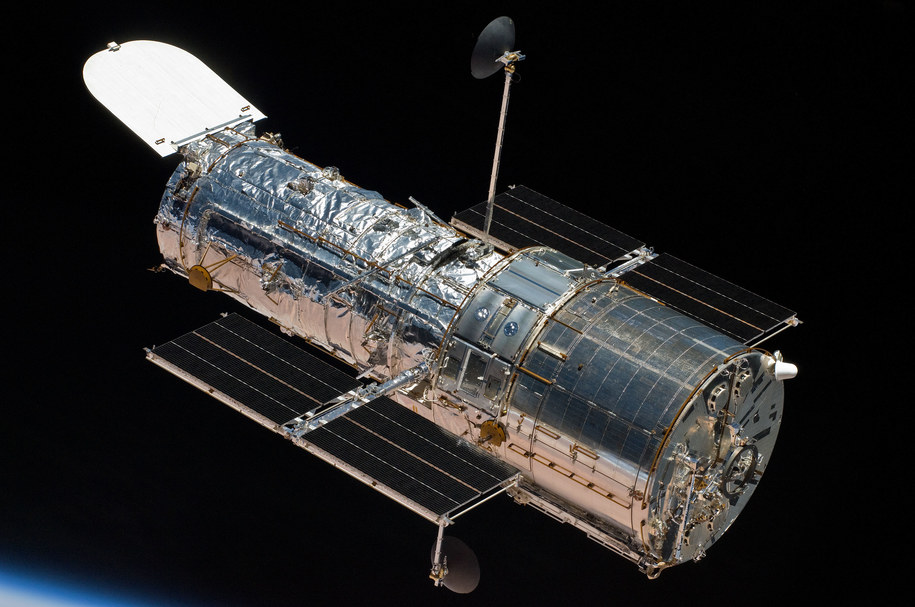 Teleskop Hubble'a /NASA /Materiały prasowe