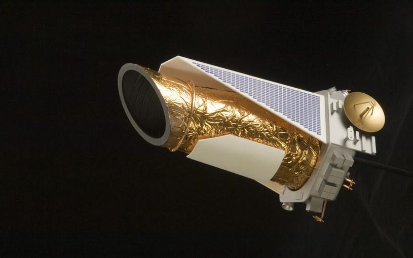 Teleskop Kosmiczny Kepler /materiały prasowe