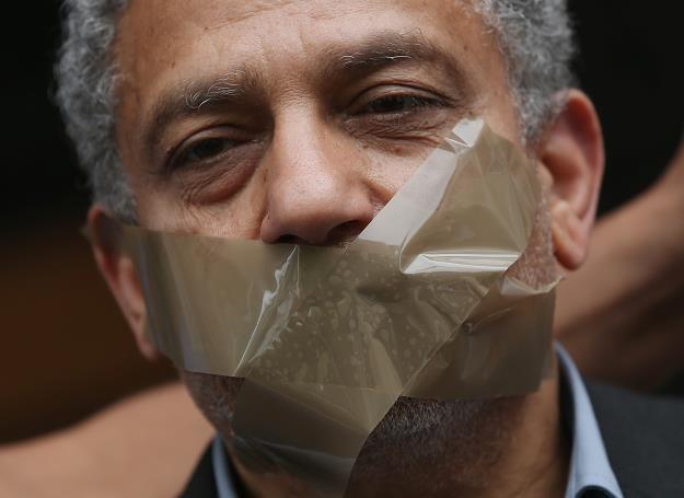 Telewizja Al Dżazira odrzuciła żądania, by... ją zamknięto... Fot. Sean Gallup /Getty Images/Flash Press Media