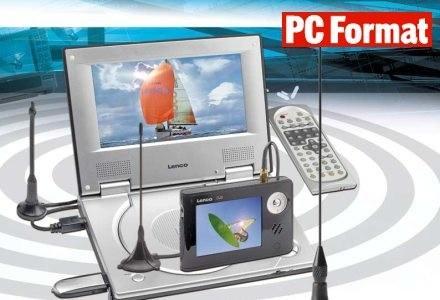 Telewizja cyfrowa w standardzie DVB-T /PC Format