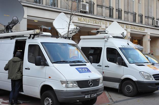 Telewizja: Spadek wiarygodności tego źródła informacji. Fot. Witold Rozbicki /Reporter