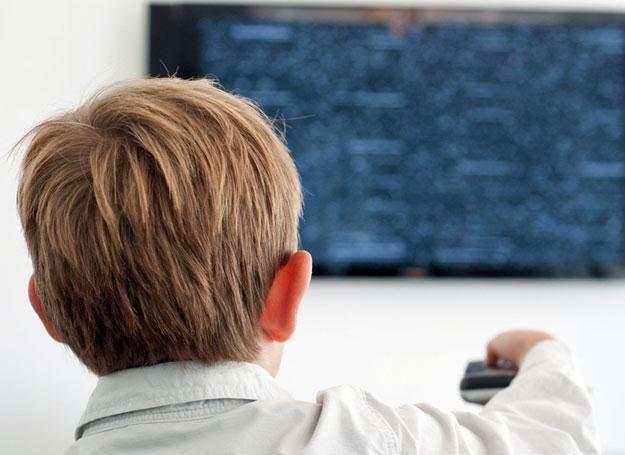 Telewizor często zastępuje rozmowę z rodziną i rówieśnikami /© Panthermedia