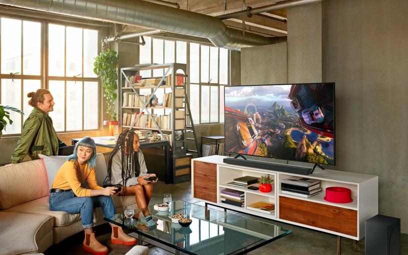 Telewizor dla gracza /materiały prasowe