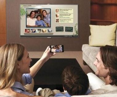 Telewizor jutra - bez pilota i z internetem