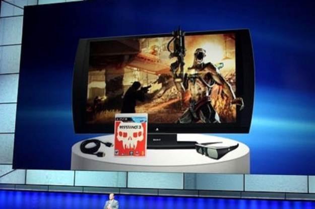 Telewizor PlayStation 3D i możliwość grania na podzielonym ekranie, bez podzielonego ekranu! /HDTVmania.pl