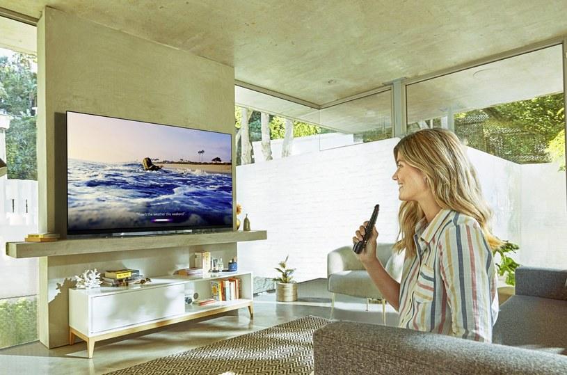 Telewizor to dziś centrum rozrywki: to od nas zależy, jak wykorzystamy jego możliwości /materiały promocyjne