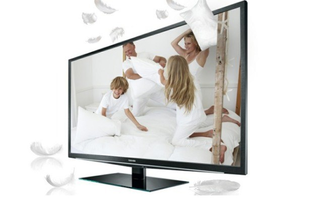 Telewizor Toshiba 40 TL838 TV 3D /materiały prasowe