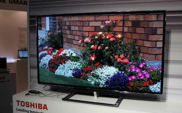 Telewizor Toshiba 55ZL2 /INTERIA.PL