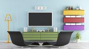 Telewizor w salonie: ukrywać czy eksponować