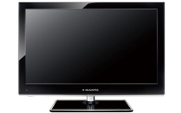 Telewizory 3D LED Manty już na rynku /Informacja prasowa