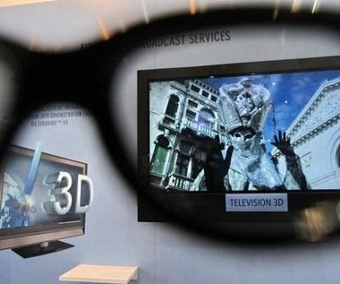 Telewizory 3D nie powodują epilepsji