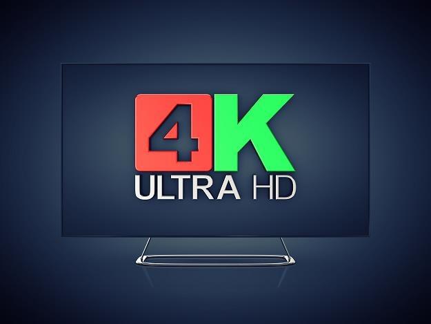 Telewizory 4K będą hitem sprzedaży /©123RF/PICSEL