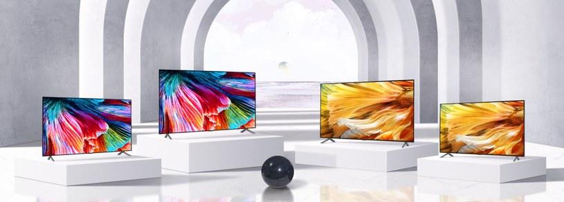 Telewizory LG QNED Mini LED /materiały prasowe