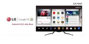 Telewizory LG z funkcją Google TV -  aktualizacja do Androida 4.2.2