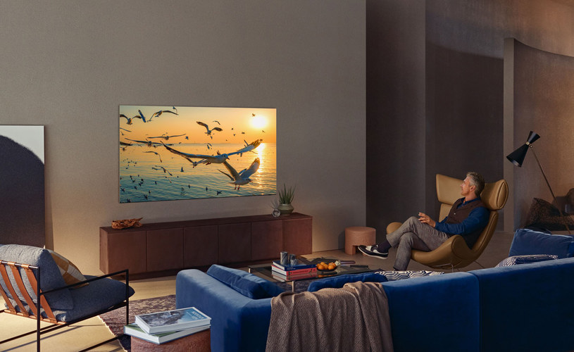 Telewizory Neo QLED Samsunga /materiały prasowe