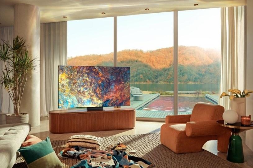 Telewizory Neo QLED to nowa propozycja marki Samsung /materiały promocyjne