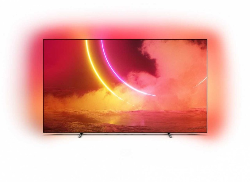 Telewizory Philips OLED /materiały prasowe