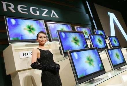 Telewizory Regeza od Toshiby /AFP