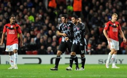 Tello zdobył zwycięskiego gola dla Besiktasu /AFP