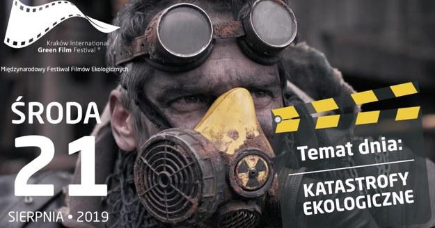 Tematem dnia są katastrofy ekologiczne /Materiały prasowe