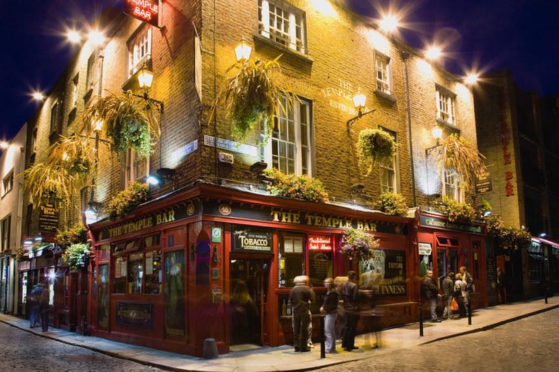 Temple Bar Pub nocą /East News