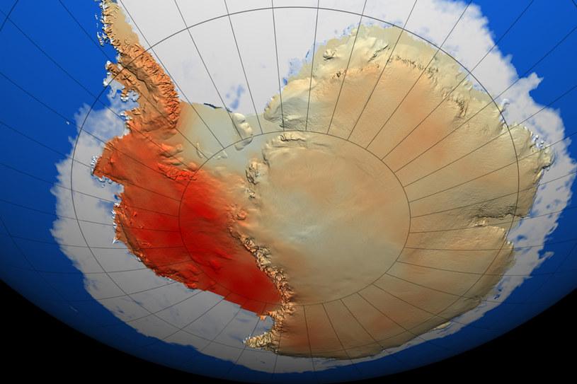 Tempo cofania się lodowców jest o 18 procent większe niż obliczone w badaniu z 2013 roku /NASA