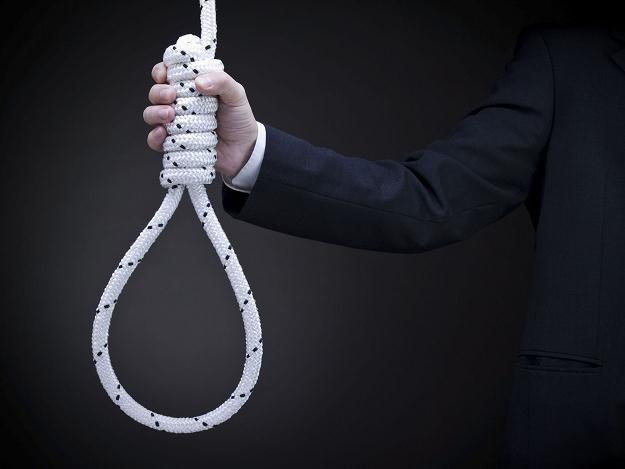 Tempo wzrostu śmierci samobójczych w Polsce jest tak wysokie, jak w Grecji /©123RF/PICSEL