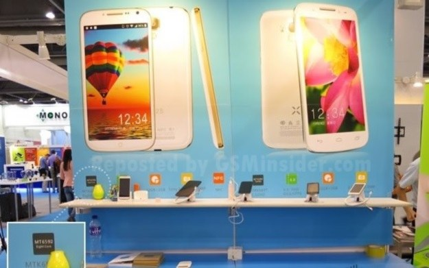 Ten 8-rdzeniowy smartfon raczej nigdy nie trafi do Polski (Fot. GSMinsider) /materiały prasowe
