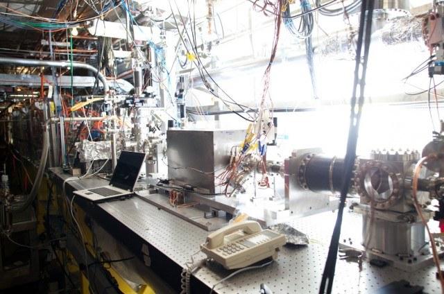 Ten akcelerator cząstek ma tylko 30 cm długości /materiały prasowe
