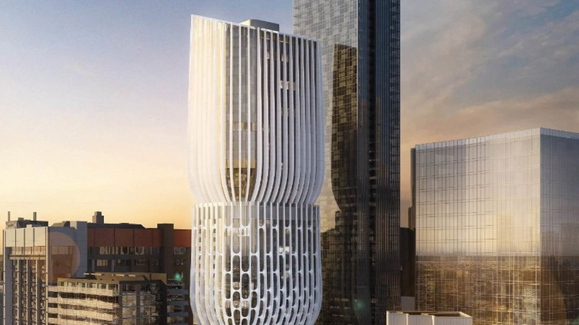Ten budynek będzie inny niż wszystkie - jest zgoda na jego realizację /materiały prasowe