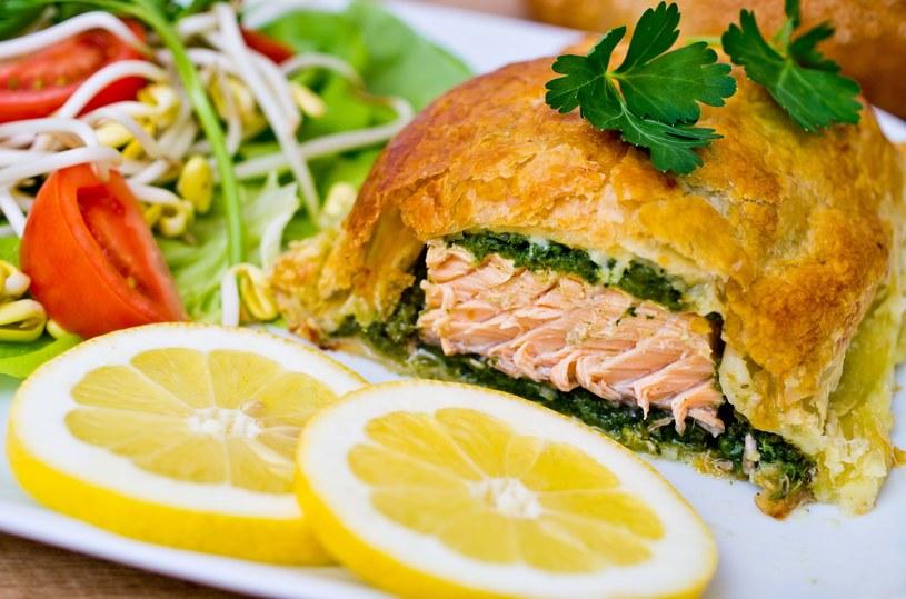 Ten efektowny obiad zrobisz w oka mgnieniu /123RF/PICSEL