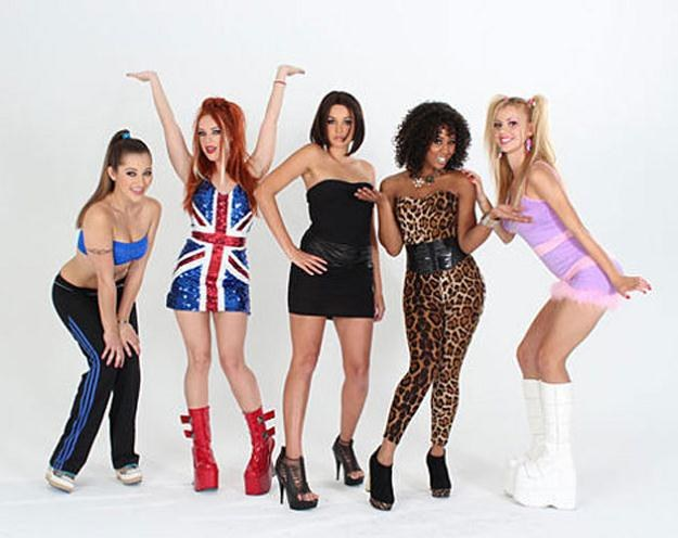 """""""Ten film to jest swego rodzaju dowcip"""" - przekonują twórcy porno o Spice Girls /"""