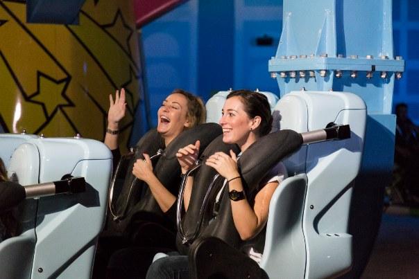Ten gigantyczny park rozrywki oferuje atrakcje nie tylko dla dzieci, ale również dla dorosłych /materiały prasowe