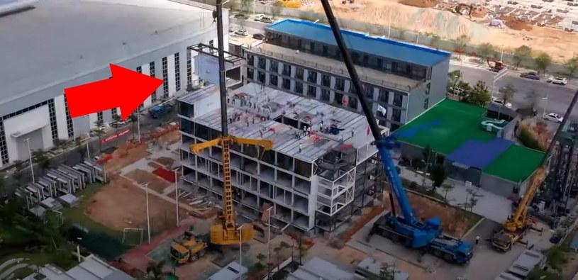 Ten hotel w Zhuhai powstał w 12 dni /materiały prasowe
