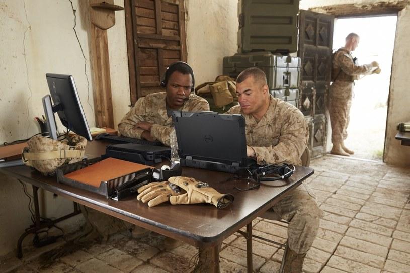Ten komputer ma gwarantować wsparcie w najtrudniejszych warunkach /materiały prasowe