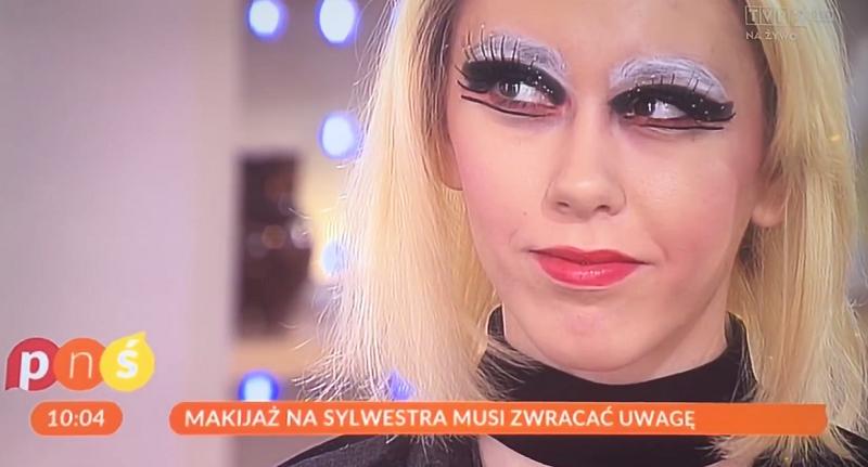 Ten makijaż znają już chyba wszyscy /Dziewczyna Programisty /YouTube