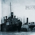 Ten okręt wcale nie zaginął w Trójkącie Bermudzkim