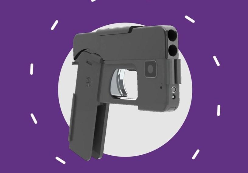 Ten pistolet łatwo ukryć /materiały prasowe