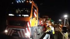 Ten transport był przeciążony o… 46 ton!