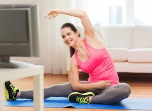 Ten trening wykonasz w domu. Przynosi znakomite efekty!