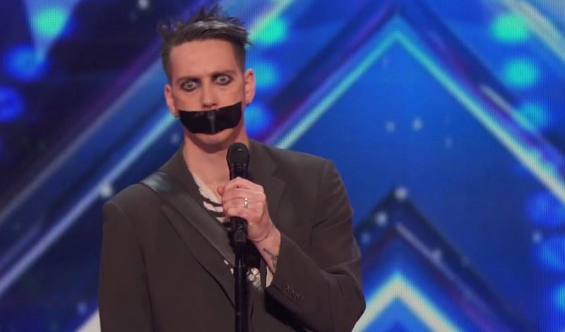 Ten występ zaskoczył wszystkich /America's Got Talent /YouTube
