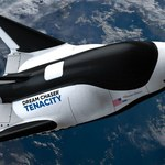 Tenacity - pierwszy statek kosmiczny Dream Chaser