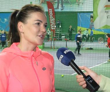 Tenis. Agnieszka Radwańska: Przechodziłam koronawirusa, nie były to objawy bardzo ciężkie. Wideo