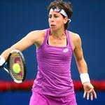Tenis. Carla Suarez Navarro ma nowotwór i przejdzie chemioterapię