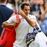 Tenis. Czy Roger Federer jeszcze zagra? Duży znak zapytania