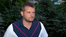 Tenis. Dawid Olejniczak: Jestem zbudowany stylem gry naszych reprezentantów (POLSAT SPORT) Wideo