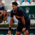 Tenis. Del Potro po trzeciej w ciągu niespełna dwóch lat operacji prawego kolana