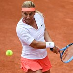 Tenis. Dominika Cibulkova pomagała przy testach na Covid-19